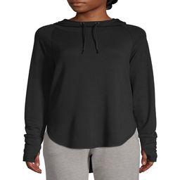 Avia Women's Active Performance Long Sleeve Hoodie   Walmart (US)