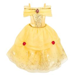 Belle Costume for Kids - Beauty and the Beast   shopDisney   shopDisney