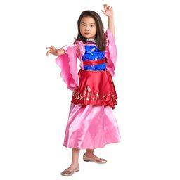 Mulan Costume for Kids   shopDisney   shopDisney