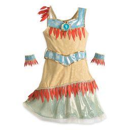 Pocahontas Costume for Kids   shopDisney   shopDisney