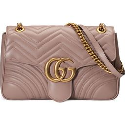 Medium GG Marmont 2.0 Matelassé Leather Shoulder Bag | Nordstrom