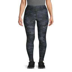 Avia Women's Active Performance Camo Print Leggings   Walmart (US)