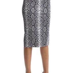 Perfect Control Faux Leather Pencil Skirt | Nordstrom