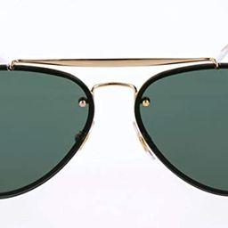 Ray-Ban RB3584N Blaze Aviator Sunglasses | Amazon (US)