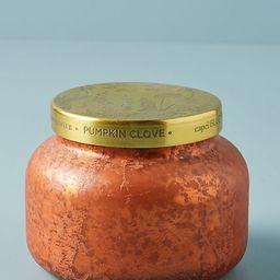 Capri Blue Pumpkin Clove Jar Candle | Anthropologie (US)
