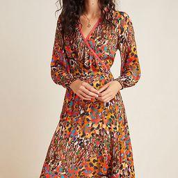 Jenny Maxi Wrap Dress   Anthropologie (US)