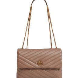 Kira Chevron Leather Crossbody Bag | Nordstrom