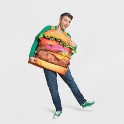 Kids' & Adult Hamburger Halloween Costume One Size - Hyde & EEK! Boutique™   Target