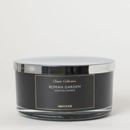 Scented Candle in Glass Holder   H&M (US)