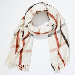 Plaid Blanket Scarf | LOFT