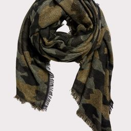 Do Everything In Love                Camouflage Blanket Scarf     #SB-2207        3.5 star rating...   Evereve