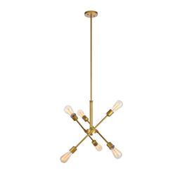 Johanne 6-Light Sputnik Chandelier | Wayfair North America