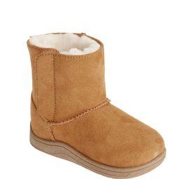 Wonder Nation Faux Shearling Boots (Infant Girls) | Walmart (US)