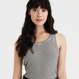 AE Striped Boy Tank Top | American Eagle Outfitters (US & CA)