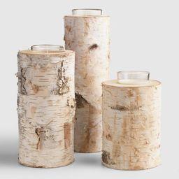 Birch Votive Candleholder | World Market