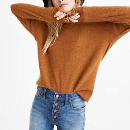 Cashmere Sweatshirt | Madewell