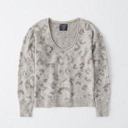 Scoopneck Sweater | Abercrombie & Fitch US & UK