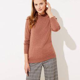 Mock Neck Sweater | LOFT | LOFT