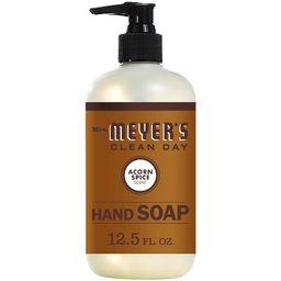 Mrs. Meyer's Acorn Spice Hand Soap - 12.5 fl oz | Target