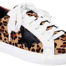 Ruanyu Womens Low Top Fashion Sneakers Glitter Star Lace Up Platform Walking Sneaker Shoes   Amazon (US)