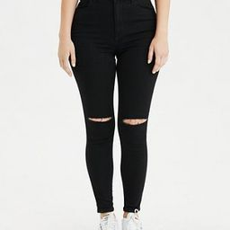 AE Ne(X)t Level Curvy Super High-Waisted Jegging | American Eagle Outfitters (US & CA)