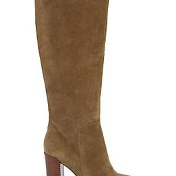 Jackie Suede Knee-High Boots | Saks Fifth Avenue OFF 5TH