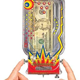 Money Maze - Cosmic Pinball for Cash and Certificates - By Bilz.   Amazon (US)