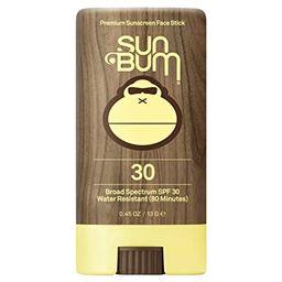 Sun Bum Premium Sunscreen Face Stick SPF 30   Reef Friendly Broad Spectrum UVA / UVB Protection  ...   Amazon (US)