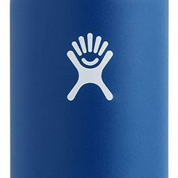 Hydro Flask Water Bottle - Stainless Steel & Vacuum Insulated - Wide Mouth with Leak Proof Flex C...   Amazon (US)