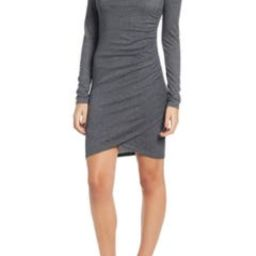 Ruched Long Sleeve Dress | Nordstrom