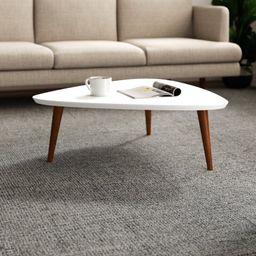 Lemington Coffee Table with Splayed Legs | Wayfair North America