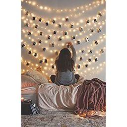 66 Ft 200LEDs Waterproof Starry Fairy Copper String Lights USB Powered for Bedroom Indoor Outdoor...   Amazon (US)