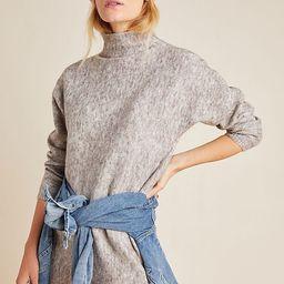 Maybelle Mock Neck Sweater Dress | Anthropologie (US)