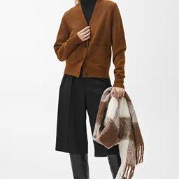 Fluid Wool Culottes | ARKET
