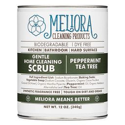 Meliora Cleaning Products Gentle Home Cleaning Scrub - Scouring Cleanser for Kitchen, Tube, and T...   Amazon (US)