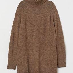 Long Turtleneck Sweater | H&M (US)