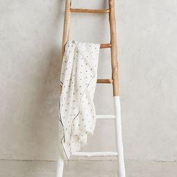 White-Dipped Ladder | Anthropologie (US)