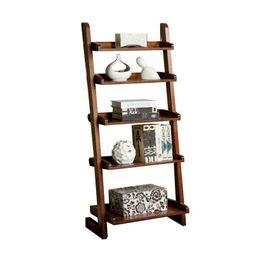 Paez Transitional Style Ladder Bookcase | Wayfair North America