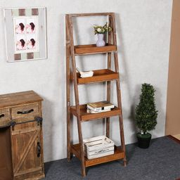 Abbigail Ladder Bookcase | Wayfair North America