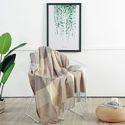 """Stanford 50"""" x 60"""" Knitted Throw 