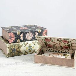 Decorative Boxes & Trays | Pottery Barn (US)