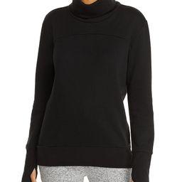 Turtleneck Tunic Sweatshirt   Bloomingdale's (US)