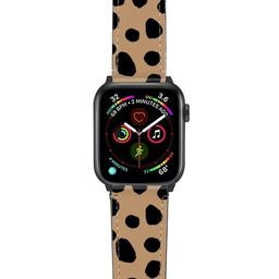 CASETiFY Apple Watch Band Case - CHEETAH DOTS by CASETIFYLAB | Casetify