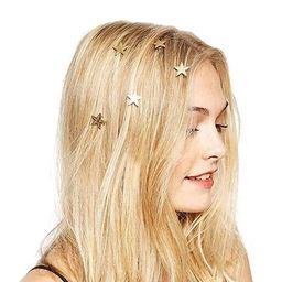 Missgrace Women Forest Style Super Star Hair Pins Bridal Headpiece Wedding Hair Clip Boho Hair Ac... | Amazon (US)