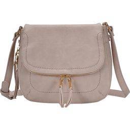 Faux Leather Crossbody Bag   Nordstrom