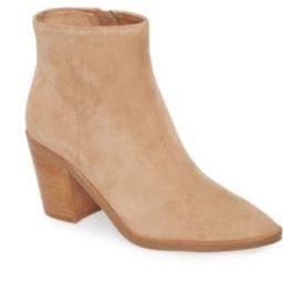 Halogen® Blake Block Heel Bootie (Women) | Nordstrom | Nordstrom