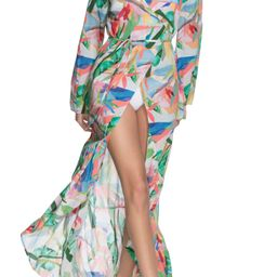 Rainbow Reef Wrap Cover-Up | Nordstrom