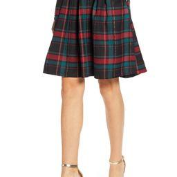 x Hi Sugarplum Holiday Etoile Jacquard Skirt   Nordstrom
