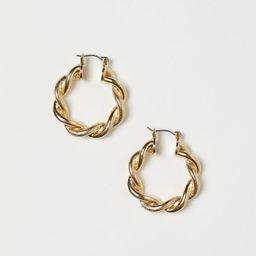 Hoop Earrings | H&M (US)