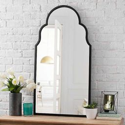 Maria Metal Black Arch Wall Mirror | Kirkland's Home